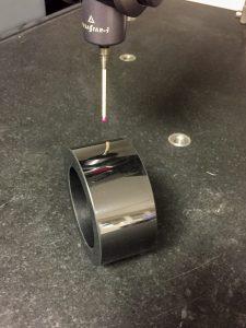 Realisation SCERAM silicon carbide