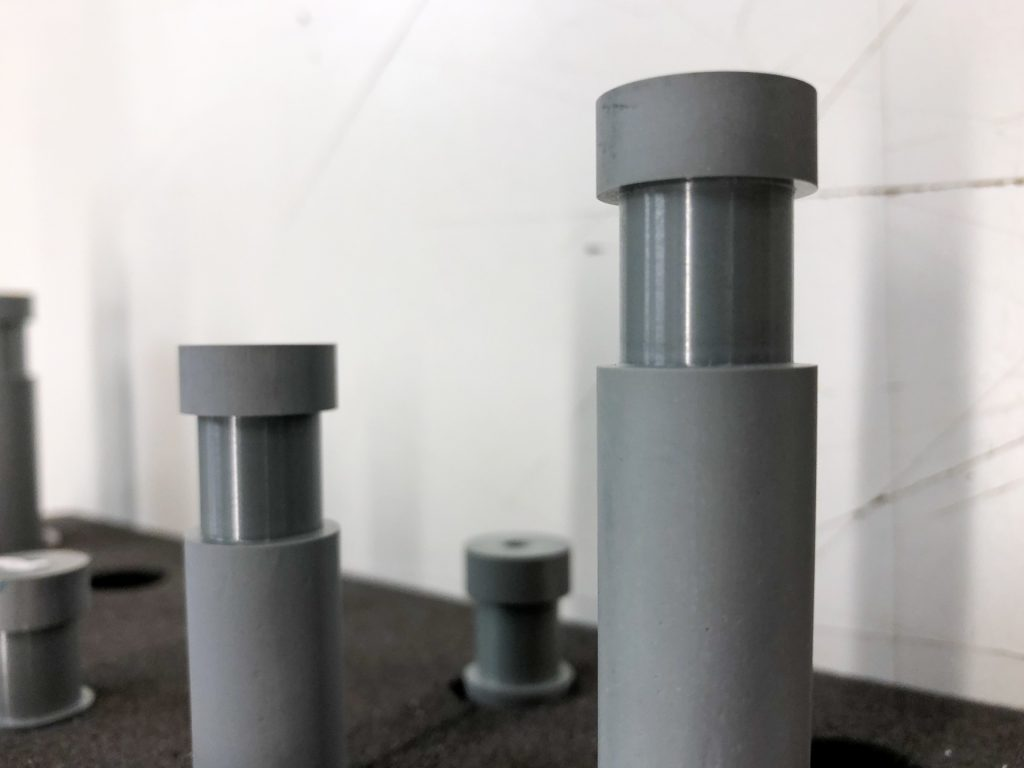 Realisation SCERAM Silicon nitride